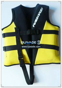 Neoprene life float vest jacket -018