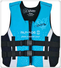 Neoprene life float vest jacket -019