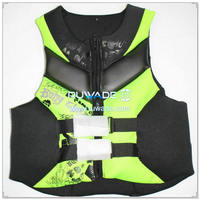 Neoprene life float vest jacket -021