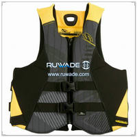 Neoprene life float vest jacket -024
