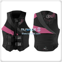 Neoprene life float vest jacket -025