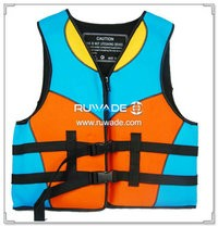 Neoprene life float vest jacket -027