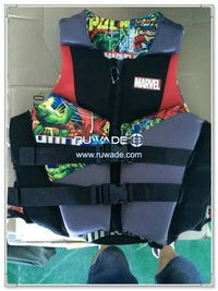 Neoprene life float vest jacket -031