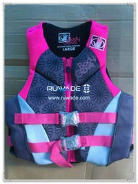 Neoprene life float vest jacket -032