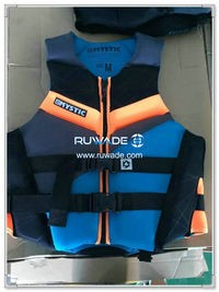Neoprene life float vest jacket -035