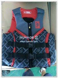 Neoprene life float vest jacket -036