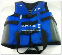 Nylon life float vest jackets -002