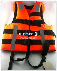 Nylon life float vest jackets -005