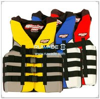 Nylon life float vest jackets -007