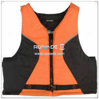 Nylon life float vest jackets -008