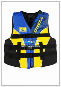 Nylon life float vest jackets -010