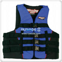 Nylon life float vest jackets -011