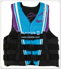 Nylon life float vest jackets -012