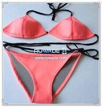 Reggiseno slip del bikini di neoprene -003