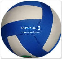 Neoprene beach ball volleyball -027