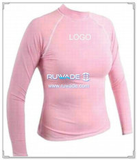 UV50   chemise manches longues lycra rash guard -015