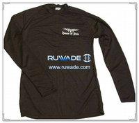 UV50+ long sleeve lycra rash guard shirt -016