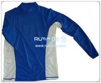 UV50   ライクラ ラッシュ ガード長袖 -069