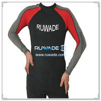 UV50   女性ライクラ ラッシュ ガード長袖 -070