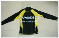 UV50   chemise manches longues lycra rash guard -074