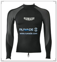 MMA long sleeve lycra rash guard shirt -090