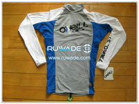 UV50+ long sleeve lycra rash guard shirt -095