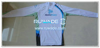 UV50+ long sleeve lycra rash guard shirt -099
