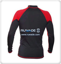 UV50+ long sleeve lycra rash guard shirt -103