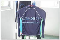long sleeve lycra rash guard -105