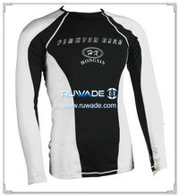 UV50   manga longa lycra rash guard -107