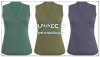 UV50   gilet di rash guard lycra -001