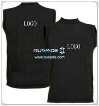 UV50   gilet di rash guard lycra -003