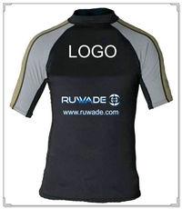 UV50   рубашка с коротким рукавом lycra опрометчивый -009