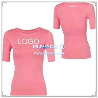 UV50   짧은 소매 라이크라 발진 가드 셔츠 -029