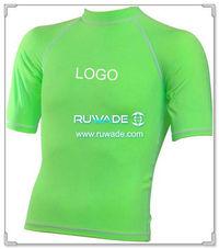 UV50   Camicia manica corta lycra rash guard -065