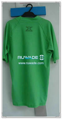 UV50+ short sleeve lycra rash guard shirt -090