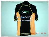 UV50+ short sleeve lycra rash guard shirt -095