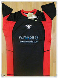 UV50+ short sleeve lycra rash guard shirt -104