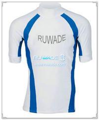 UV50   Camicia manica corta lycra rash guard -126