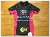 UV50   Camicia manica corta lycra rash guard -141