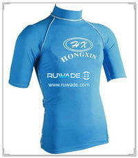 UV50+ short sleeve lycra rash guard shirt -190