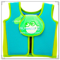 Neoprene children kids swim vest -002