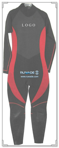 Women Long sleeve long leg wetsuit -003