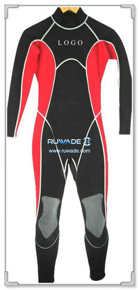 Neoprene surfing suit -008