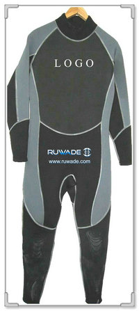 Neoprene full wetsuit -009