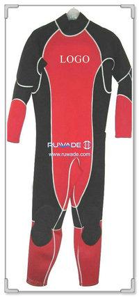 Neoprene full wetsuit -012