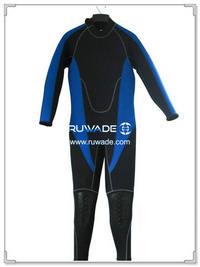 Neoprene full wetsuit -033