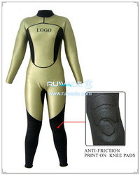 Muta surf di donne in neoprene -048