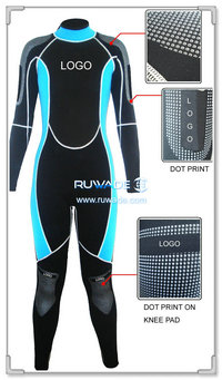 Women full wetsuit -050