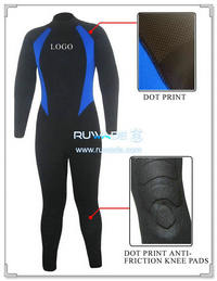 Neoprene surfing suit -051